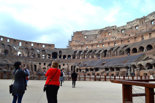 Rome, Italy (The Colosseum)