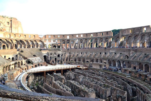 Rome, Italy (The Colosseum