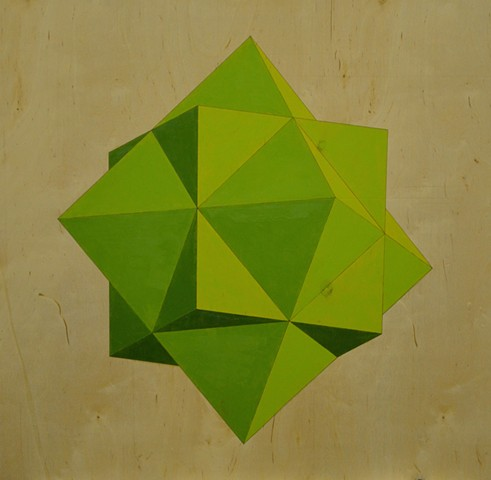 Cube-Octahedron Compound
