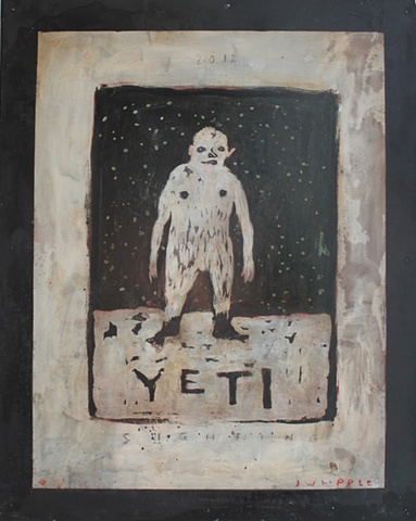 Yeti Sighting