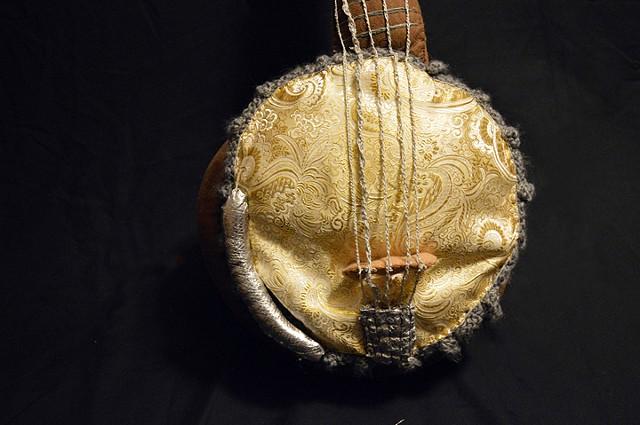 Banjo (detail)
