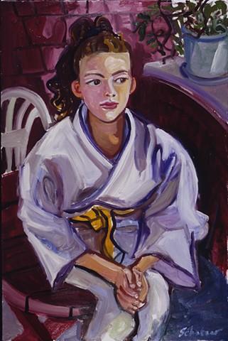 Emma - judo