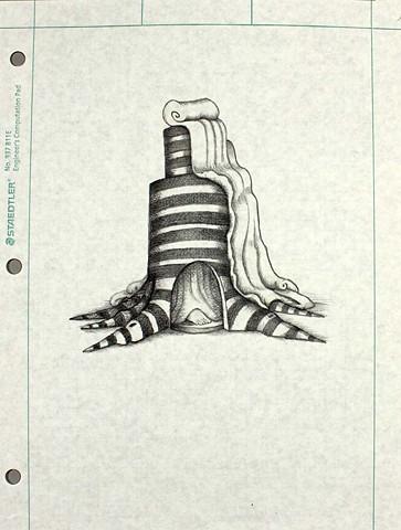 ROMA Series:Moorish Foot Column