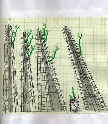 TREE: Ghost Tree: Five Towers