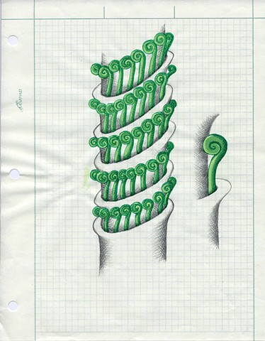 pencil, drawing, paper