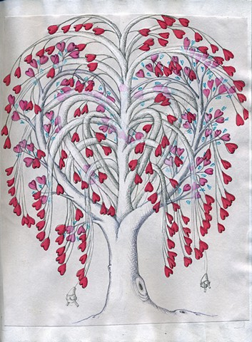 TREE: Heart Tree #2
