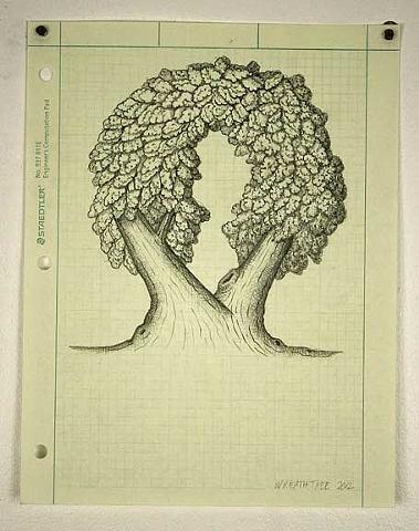 TREE: WREATH: Original