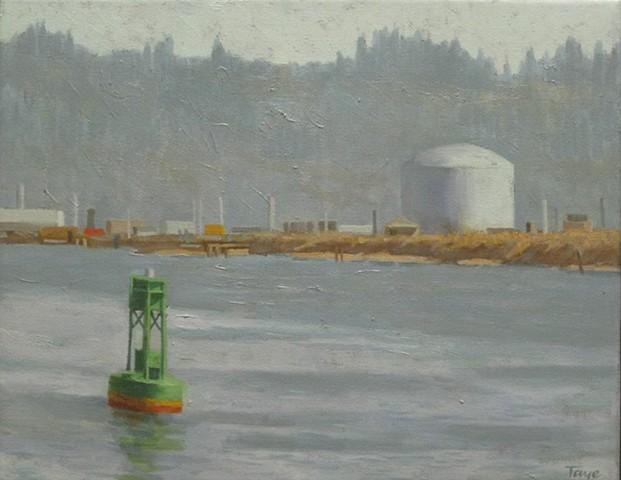 Newport Harbor Buoy