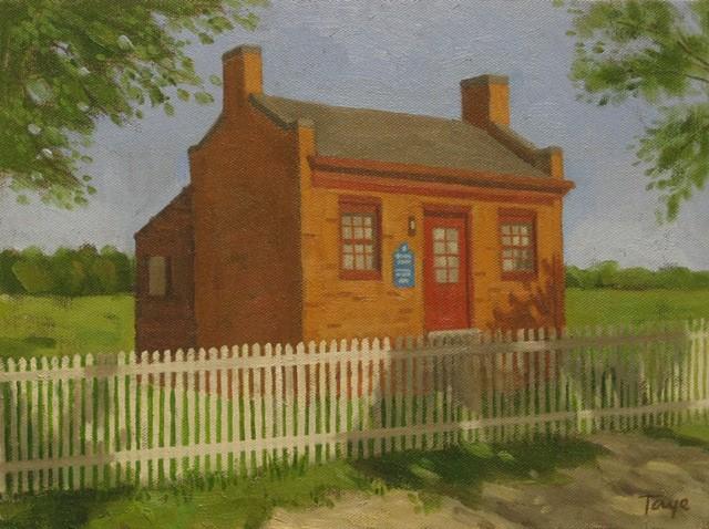 Chauncey Webb Home