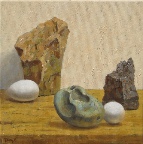 Stones and Eggs, No. 2