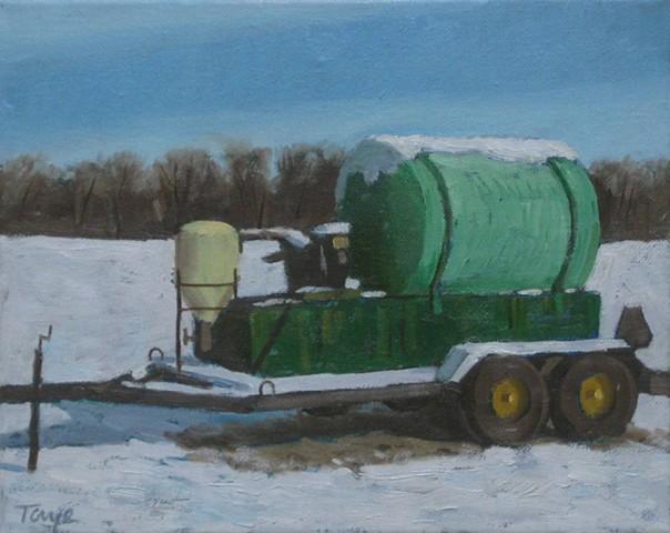 The Green Tank