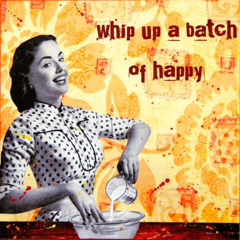 Whip Up a Batch of Happy