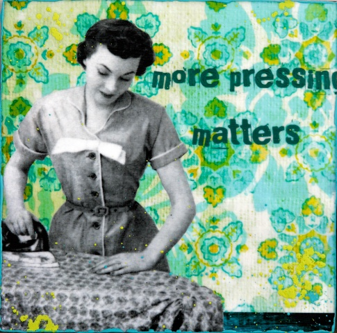 More Pressing Matters