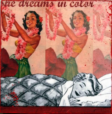She Dreams in Color