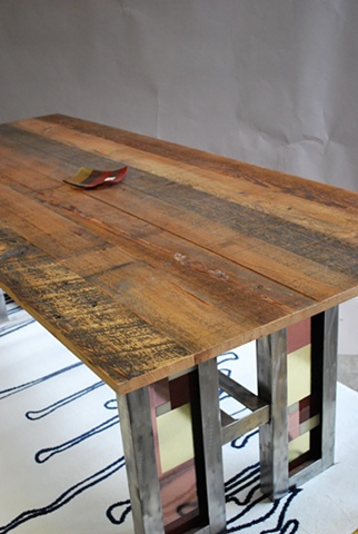 Loyalhanna Table with glass