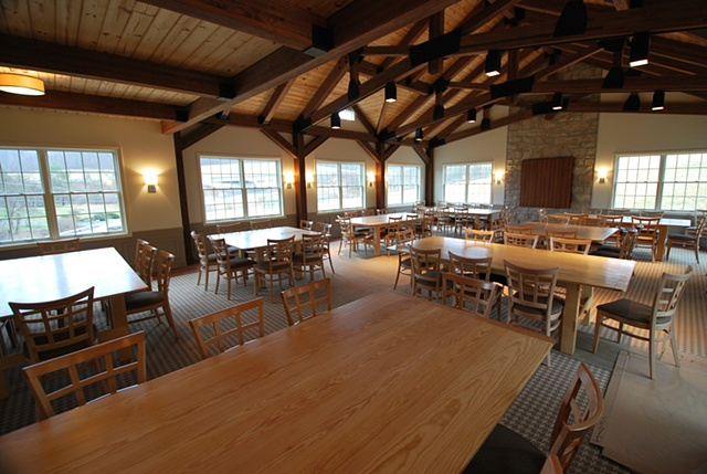 Harris Farm farmhouse tables