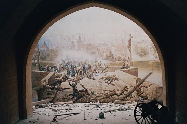 War Prague