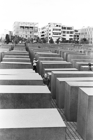 Memorial to the Murdered Jews #3 Berlin