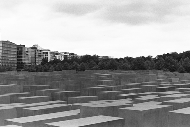 Memorial to the Murdered Jews #2 Berlin