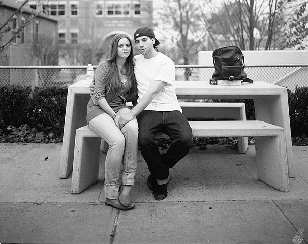 Jonah and Girlfriend Hudson, NY