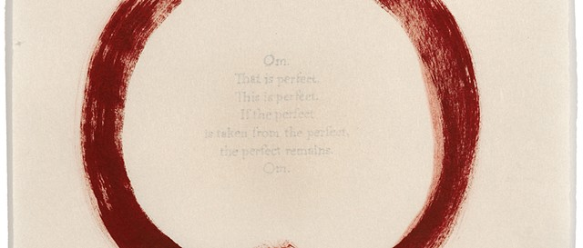 NOBODY'S PERFECT – Detail of previous image