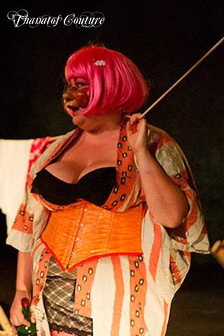 The Bricklayers Theatre Company Costume Designer : Sonya Berlovits Photo : Kristen Gutowski