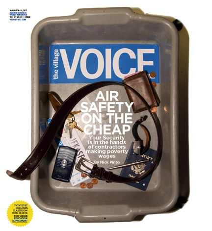 The Village Voice Air Safety on the Cheap