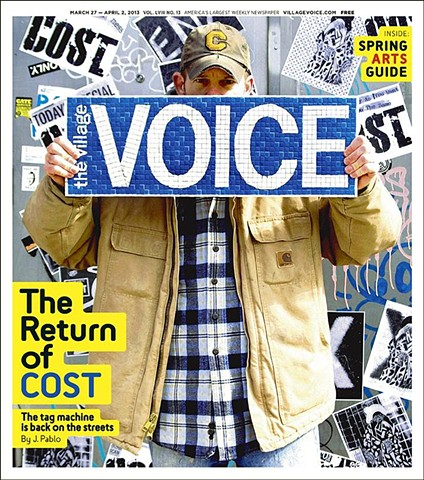 The Village Voice The Return of Cost