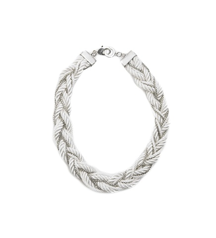 Holy Harlot Jewelry Naxos Braided Collar