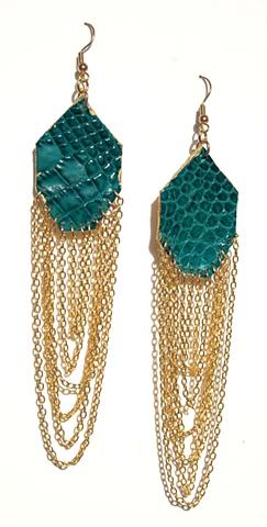 Holy Harlot Jewelry Gem Earrings