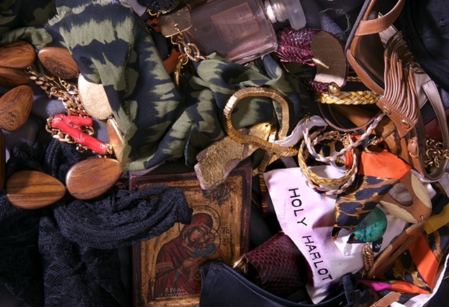 Holy Harlot Jewelry Atelier Magdalen Sarris Handmade Edgy Ecletic Urban NYC