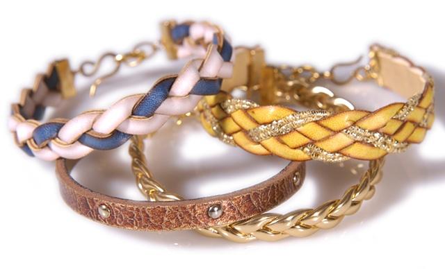 Holy HArlot Jewelry Sifnos Braid Bracelets