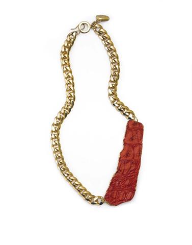 Holy Harlot Jewelry Graffiti Necklace
