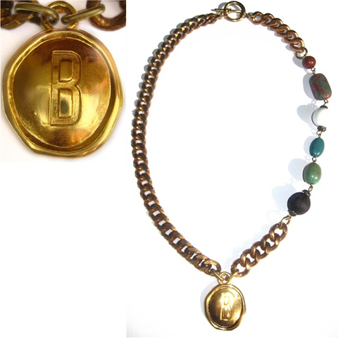 Holy Harlot Jewelry Baya Voce Necklace Custom Holy Harlot Jewelry Handmade