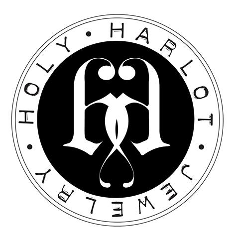 Holy Harlot Jewelry Magdalen Sarris Sarrinikolaou Handmade designer Jewelry NYC
