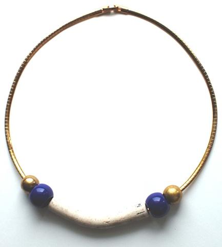 Holy Harlot Jewelry Island Blues Collar