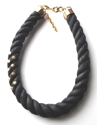 Holy Harlot Jewelry Big Up Rope Collar