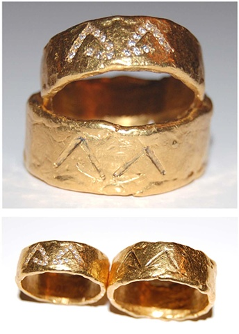 Wedding Rings Ancient Greece