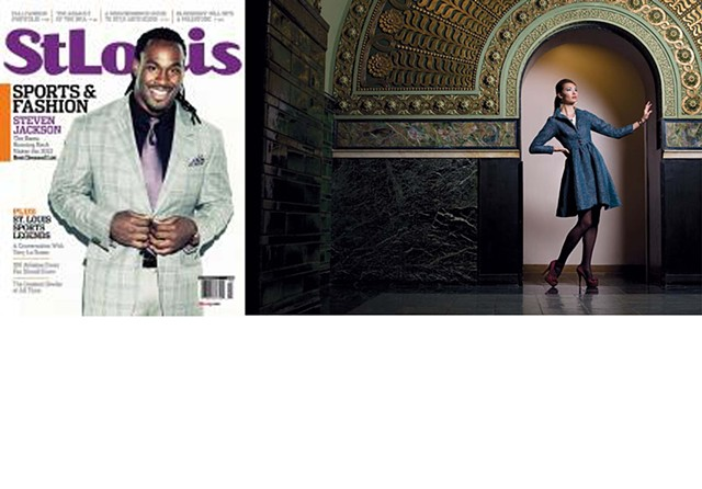Saint Louis Magazine September 2012