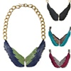 ISIS SNAKE WINGS NECKLACE