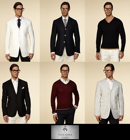 Century 21 - Black Fleece by Brooks Brothers