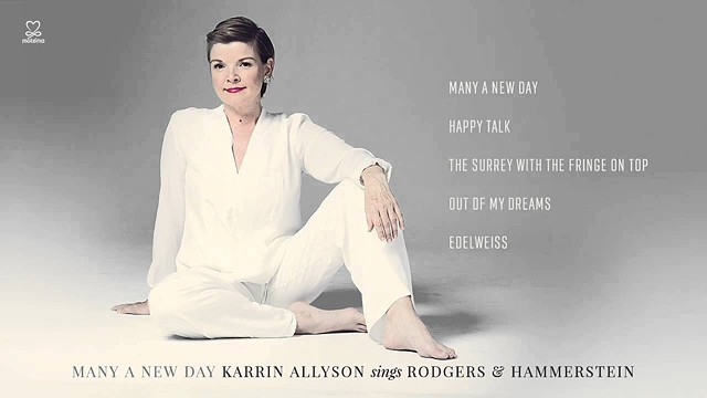 Karrin Allyson - Behind The Scenes