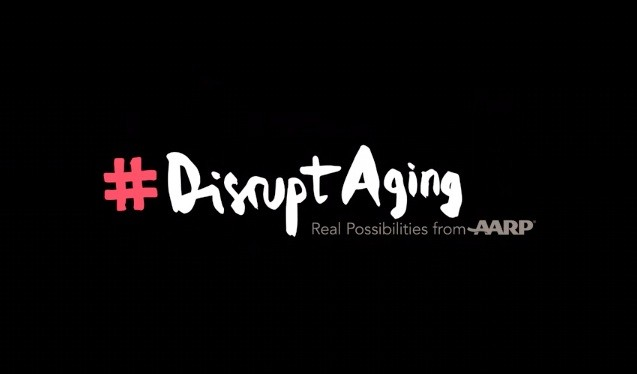 "AARP ""Disrupt"" commercial shoot"