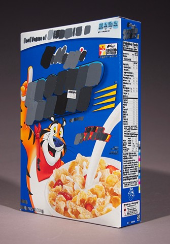 Cereal Box 1