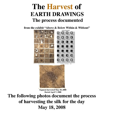 The Harvest of Earth Drawings, documentation
