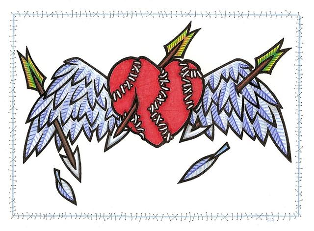arnold's heart attack stitches