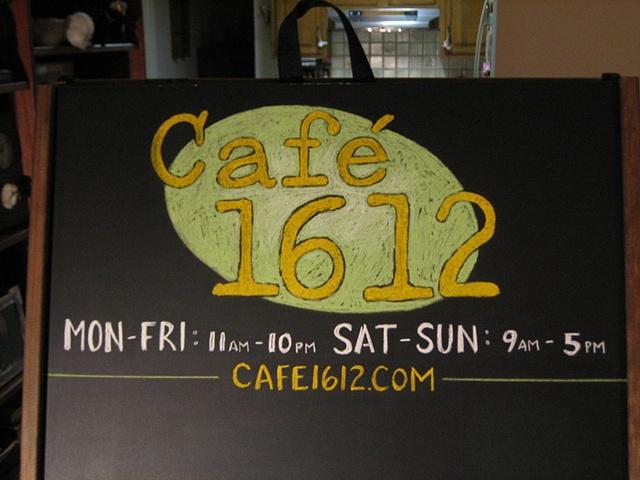 chalk pastel cafe restaurant chalkboard sign