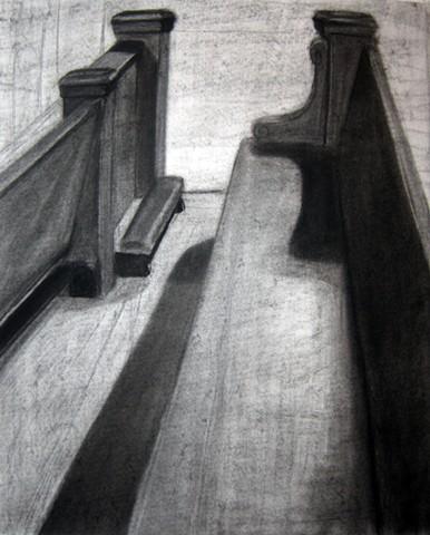final drawing, chapel