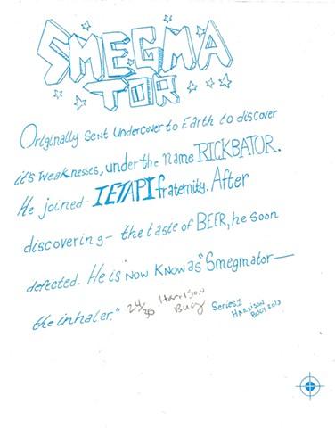 Smegmator's story!