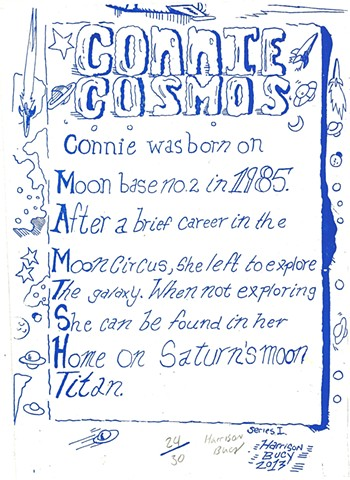 Connie Cosmos story